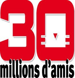 Logo 30 Millions d'amis