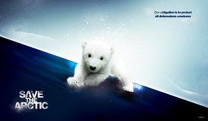 Sauvez l'Arctique