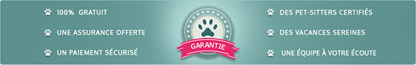 garanties dog vacances