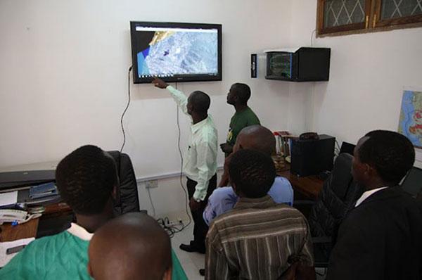 Utilisation de Google Earth avec les populations locales