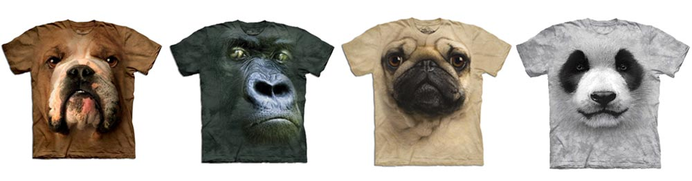 tshirt animal