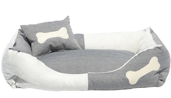 panier chien confortable
