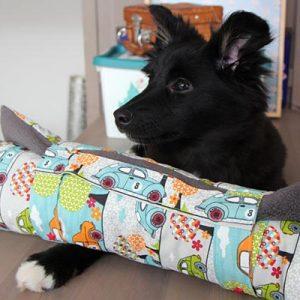 tapis transport chien