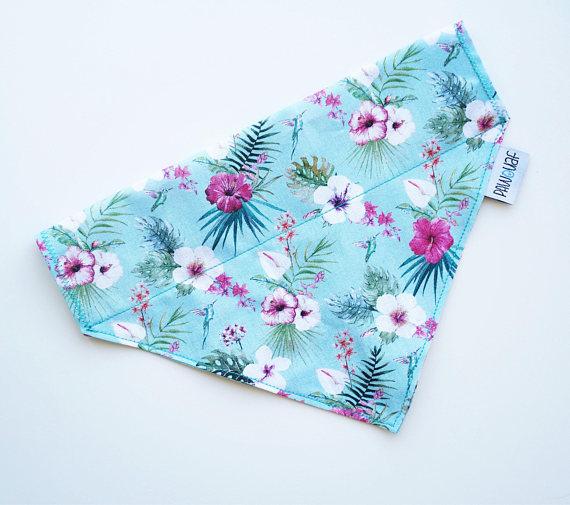 bandana fleur