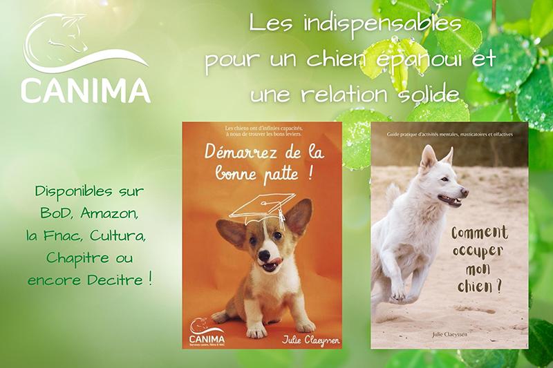 Livre éducation canine Canina